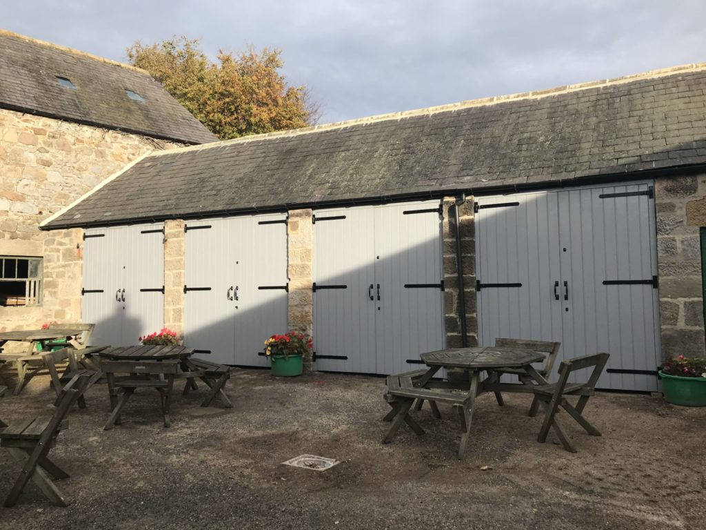 Dog friendly country pub and shop in Northumberland - Harbottle - Harbottle Village - Northumberland National Park