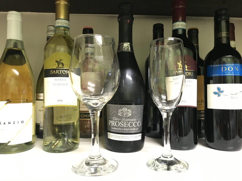 Wine List - The Star Inn - Harbottle