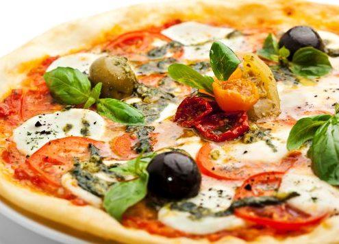 Pizzeria La Stella in Harbottle near Rothbury in Northumberland